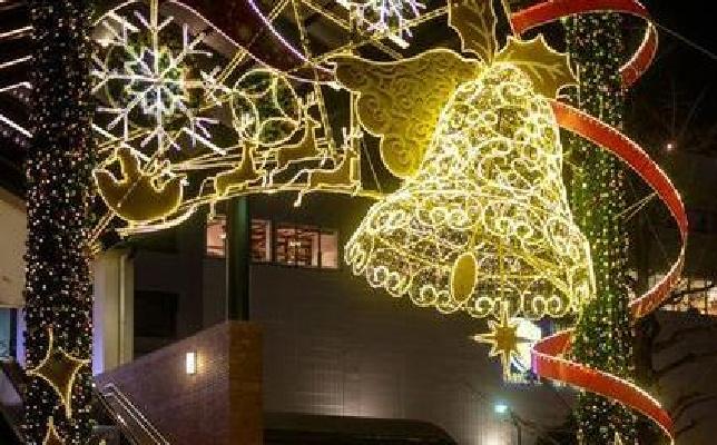 平安夜 今年去哪里看圣诞点灯?