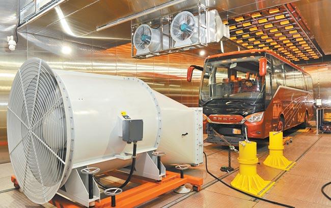 电动客车整车国家工程技术中心落户安徽 系国内唯一