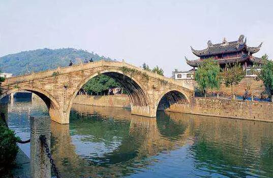 浙江發布:浙江第一批地名文化遺産,你熟悉幾個?