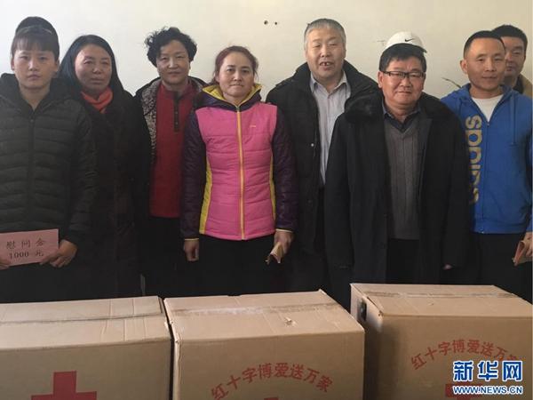 新春温暖送基层:青海省体育局党组慰问困难职工、运动员