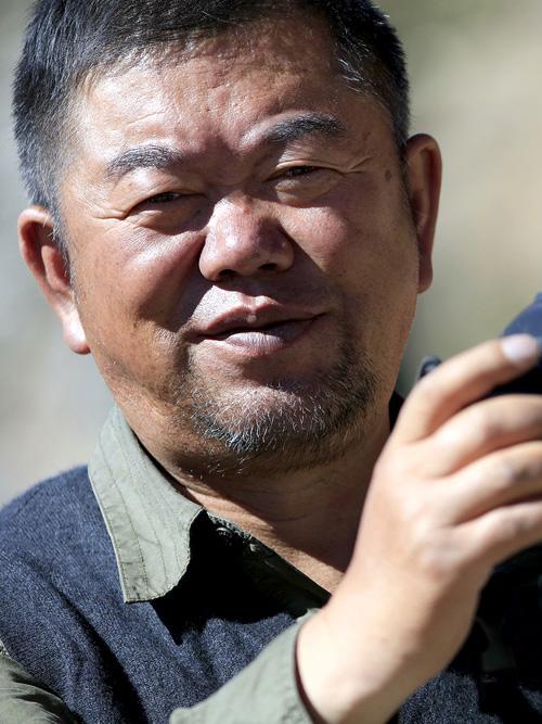 西藏摄影家:姜松简介