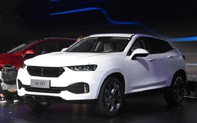 长城首款插电式混动SUV 或基于W01打造