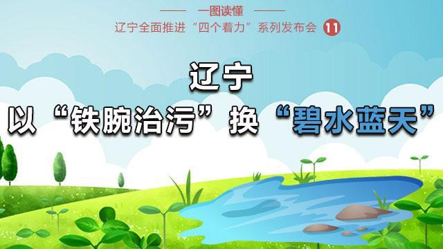 """一图读懂丨辽宁以""""铁腕治污""""换""""碧水蓝天"""""""