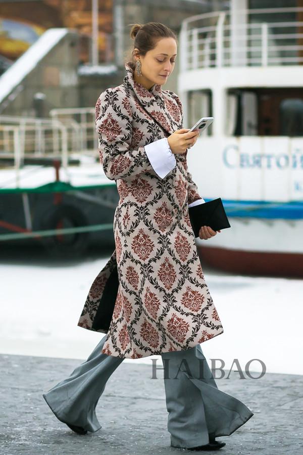 大衣别忙着收 乍暖还寒早春季它可比男友更靠谱!