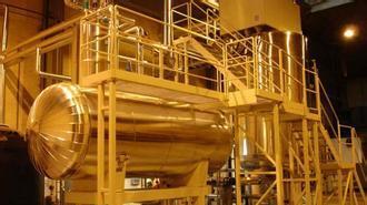 超大功率电供暖设备在辽宁投入运行