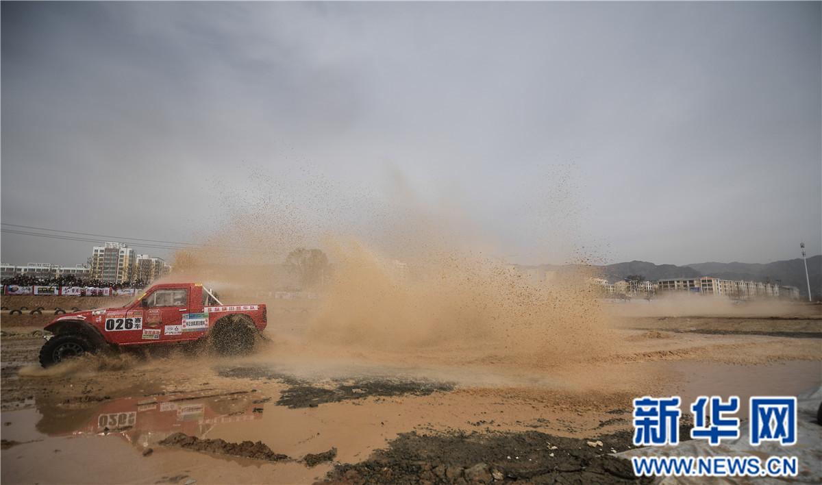 汽车——中国汽车越野巡回赛征战高原