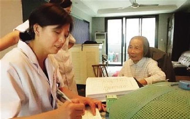 """津城10余万人有了""""家庭医生"""" 下月将覆盖全市"""