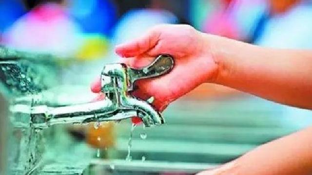 沈阳近3万户居民用上新自来水管