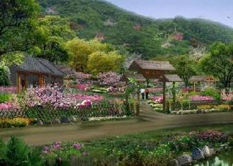 (信息)新野县津湾村大力发展乡村旅游