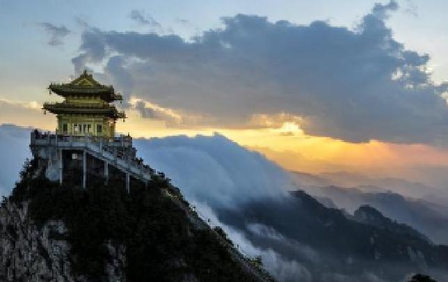 """(信息)栾川获称""""网民最喜欢的旅游目的地"""""""