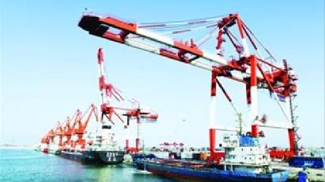 环渤海港口联盟在盘锦成立