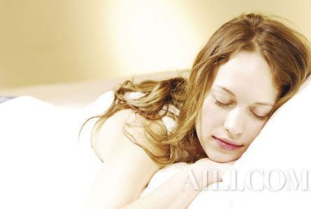 睡觉是最低成本的美容 不要再不重视它了