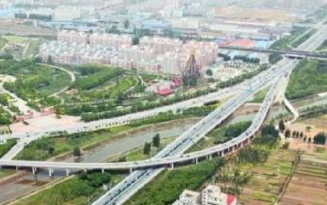 郑州市中心城区建成区达443.04平方公里