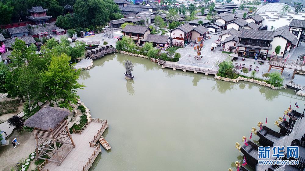 游勉县诸葛古镇 品两汉三国文化