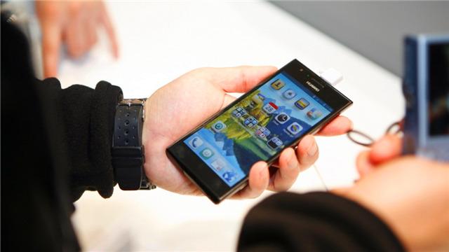 春節遼寧省賣出智能手機增兩成