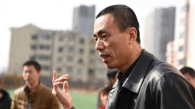 2016第一季度候选人之郑毅