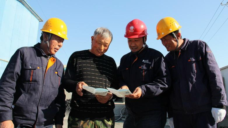 盘锦公司:农网改造升级让水产养殖户如鱼得水