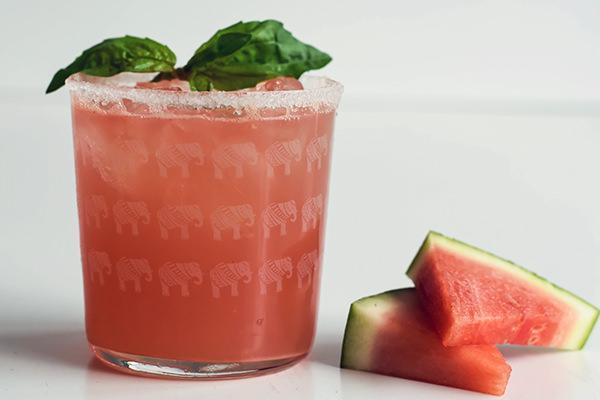 当西瓜汁邂逅龙舌兰
