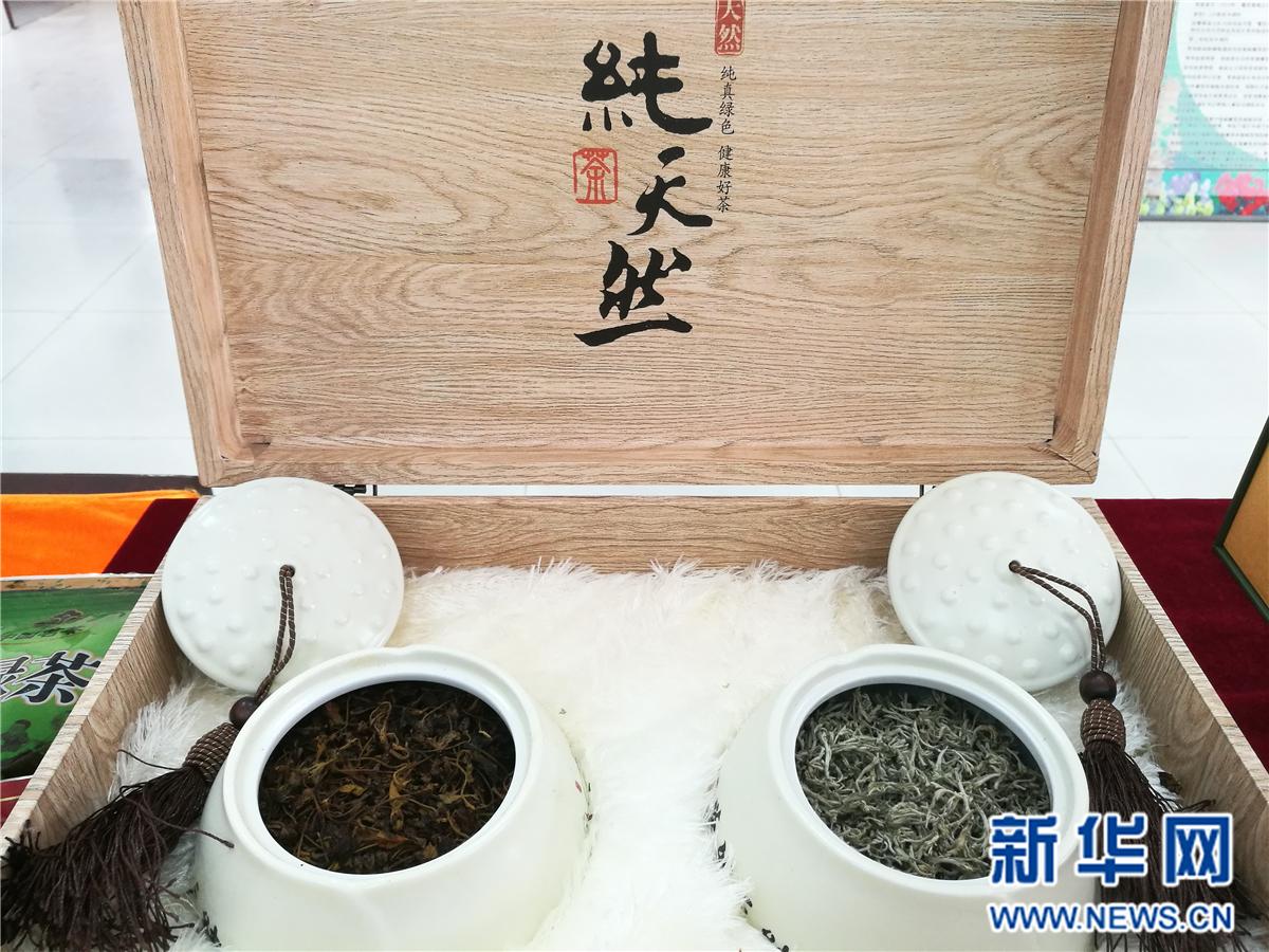 班玛:打造青海首个万亩藏茶基地助民增收