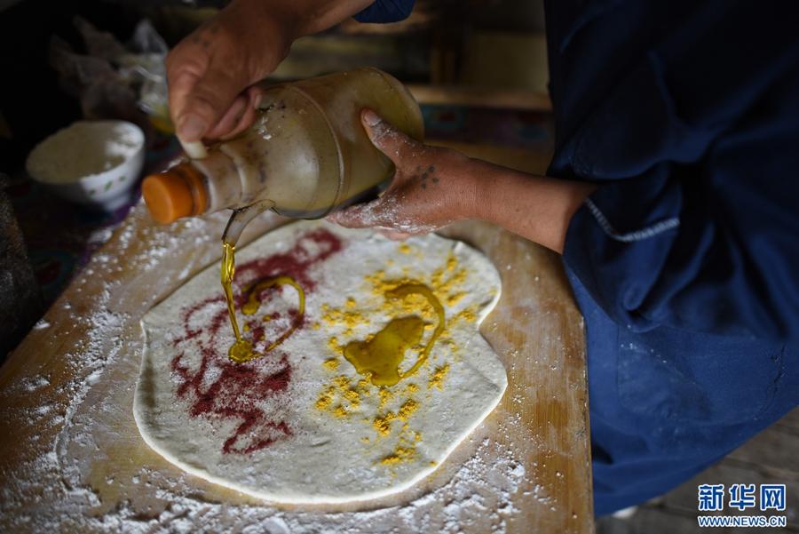 土族月饼迎中秋
