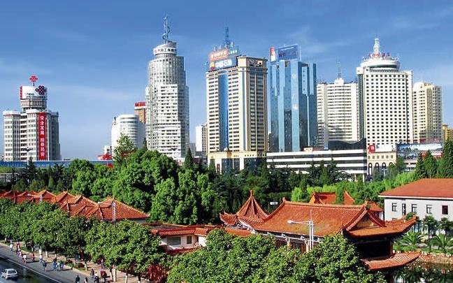 陈豪主持召开昆明市规划工作汇报会提出 打造区域性现代化国际中心城市