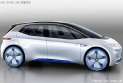 大众全新电动车官图发布 续航达400公里