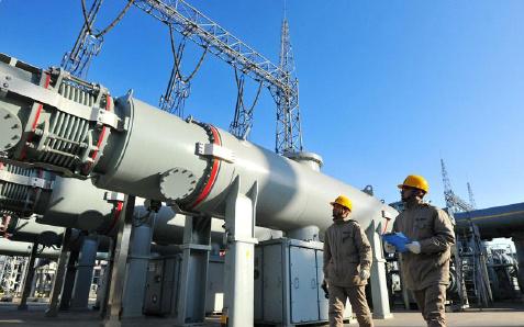 """天津电力开展设备巡检保地方""""两会""""供电安全"""