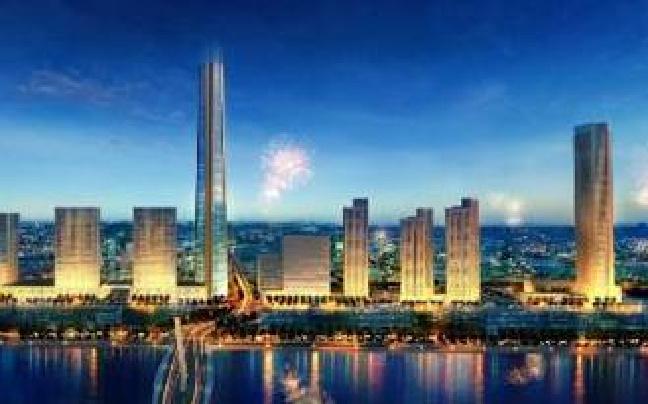 天津中心商务区预计地区生产总值首破300亿大关