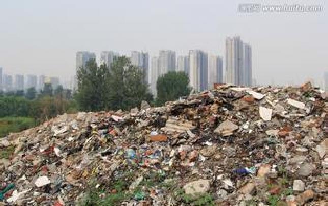 垃圾量越来越多种类越来越复杂 郑州垃圾咋处理?