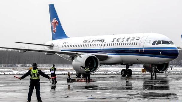 空客新型飞机批量进入中国民航市场