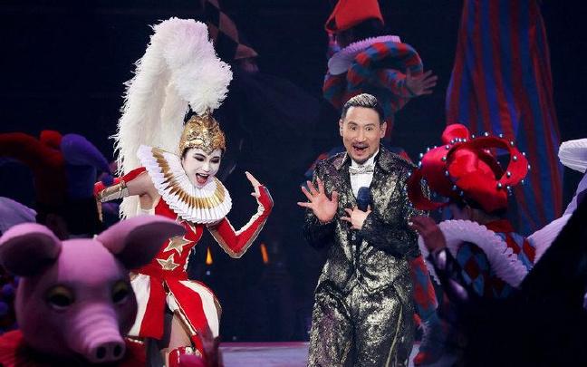 张学友在台北小巨蛋完美呈现经典中的经典