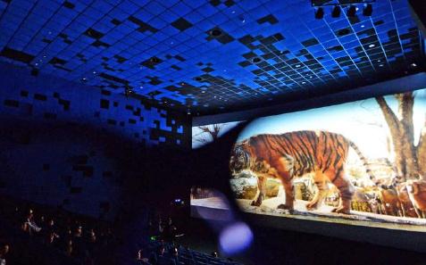 天津市首家全3D影厅通过6FL认证