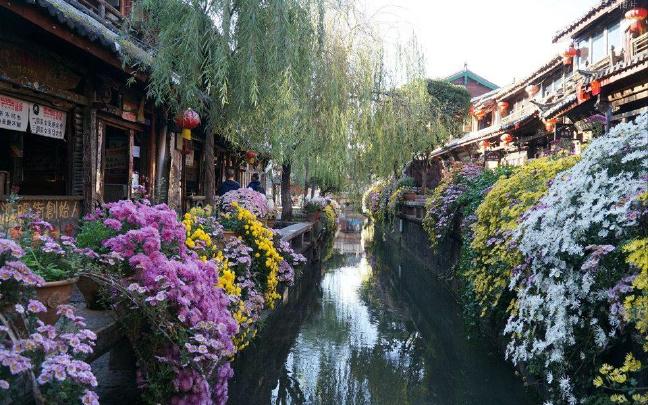 丽江推进旅游业智慧化转型升级