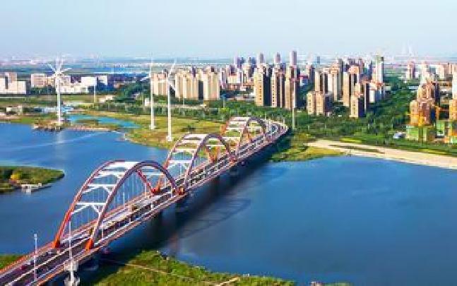 天津生态城签约5个中新重点合作项目