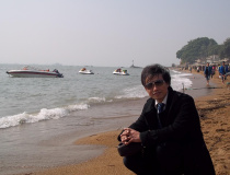 金华市旅游集散中心副总经理:葛建国