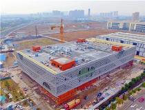吴兴:华东最大云数据处理中心落成