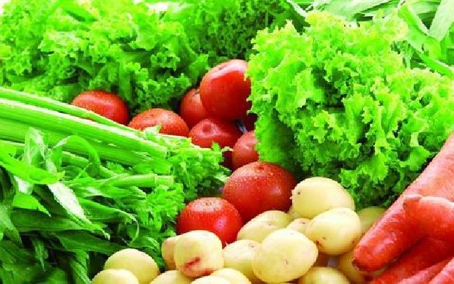 蔬菜价格连续6周回落 不少叶菜批发价每公斤1元