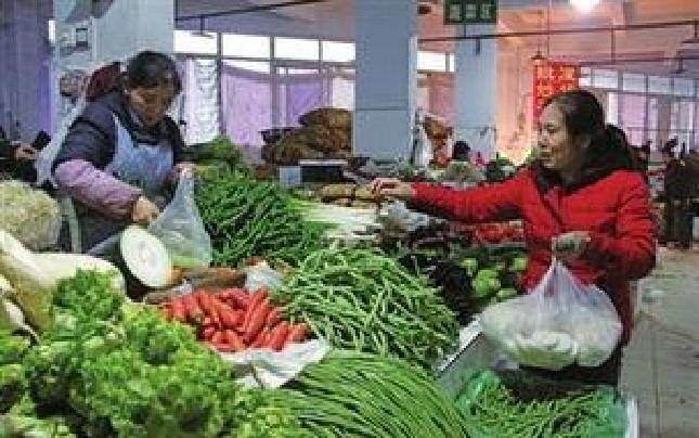 河南蔬菜价格连降八周