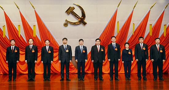孟祥伟当选秦皇岛市委书记 新一届市委常委名单、简历