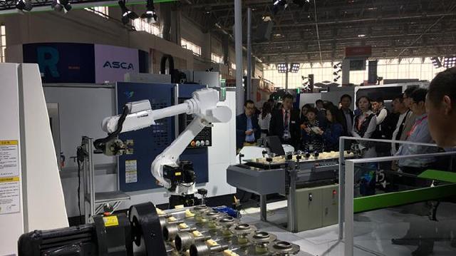沈陽機床集團亮相第十五屆中國國際機床展
