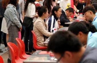 人社部:1-3月全国城镇新增就业334万人 同比增16万人