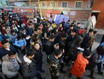 陕西等24省份公务员联考今举行 多地表态严查雷同作弊