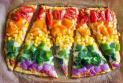 食物也絢爛!低卡美食彩虹披薩點亮你的夏天