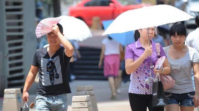 多地现高温天气 辽宁昨日启动气象灾害高温四级应急响应
