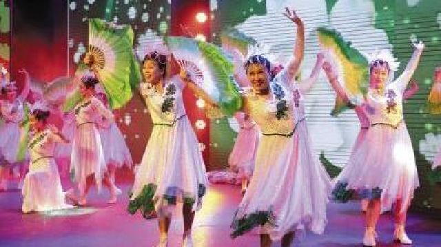 沙河口区第五届社区文化艺术节启幕
