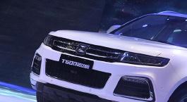 四月份上市 众泰T600运动版正式发布