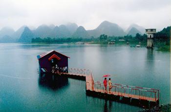 柳江旅游景点