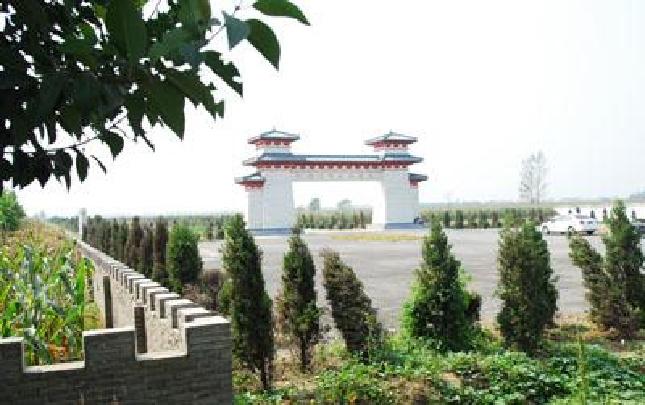 汉魏许都故城遗址公园