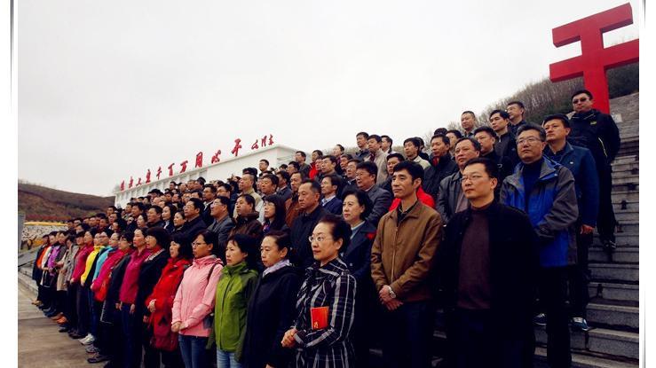省直机关工委组织开展百名党支部书记学习毛丰美主题活动