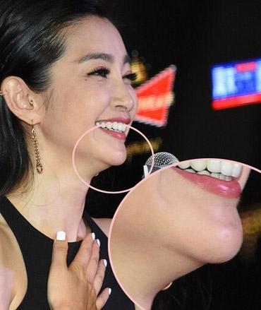 女明星素颜惊悚:陈乔恩双下巴林心如显老